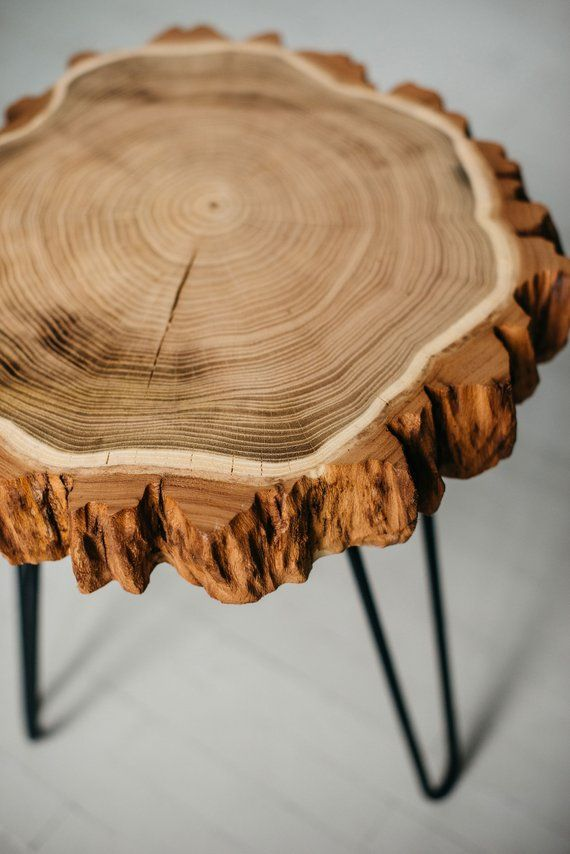 Swell Round Coffee Table Live Edge Coffee Table Rustic Wood Slab Lamtechconsult Wood Chair Design Ideas Lamtechconsultcom