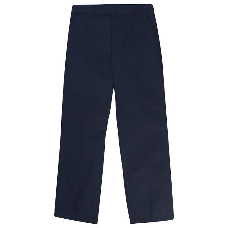 Boys 4-20 French Toast School Uniform Relaxed-Fit Pants, Size: 18, Blue (Navy)