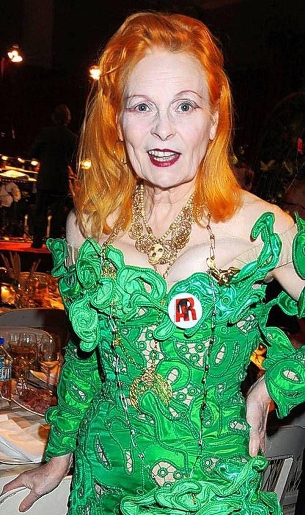 Vivienne Westwood  http://m.scotsman.com/lifestyle/fashion/punk-frocker-to-dame-1-1114860