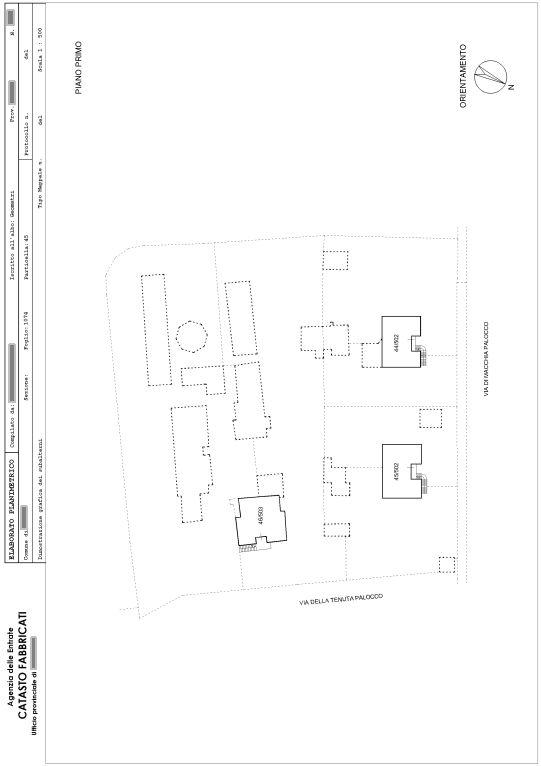 pagina 2 Elaborato planimetrico