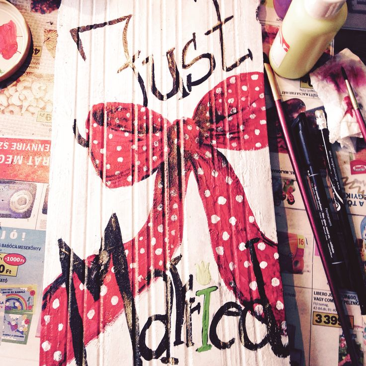 #polkadotted #justmarried