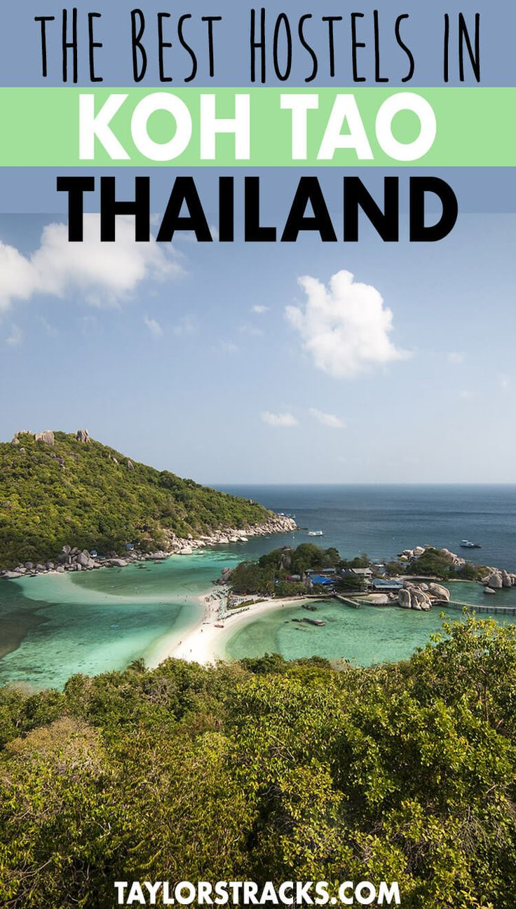 This ultimate list of the best Koh Tao hostels will make finding the perfect Koh Tao accommodation a breeze! Click to find the best hostel for you. #thailand ***** Koh Tao hostels   Where to stay in Koh Tao   Places to stay in Koh Tao   Koh Tao Thailand   Thailand travel   Thailand destinations   Southeast Asia travel   Southeast Asia destinations   Thailand islands   Southeast Asia backpacking