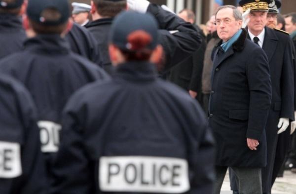 11.05.13 / L'affaire Guéant : flic ou voyou ? / Claude Guéant, ministre de l'Interieur lors d'une journée sur la sécurité à Lille - BAZIZ CHIBANE/SIPA