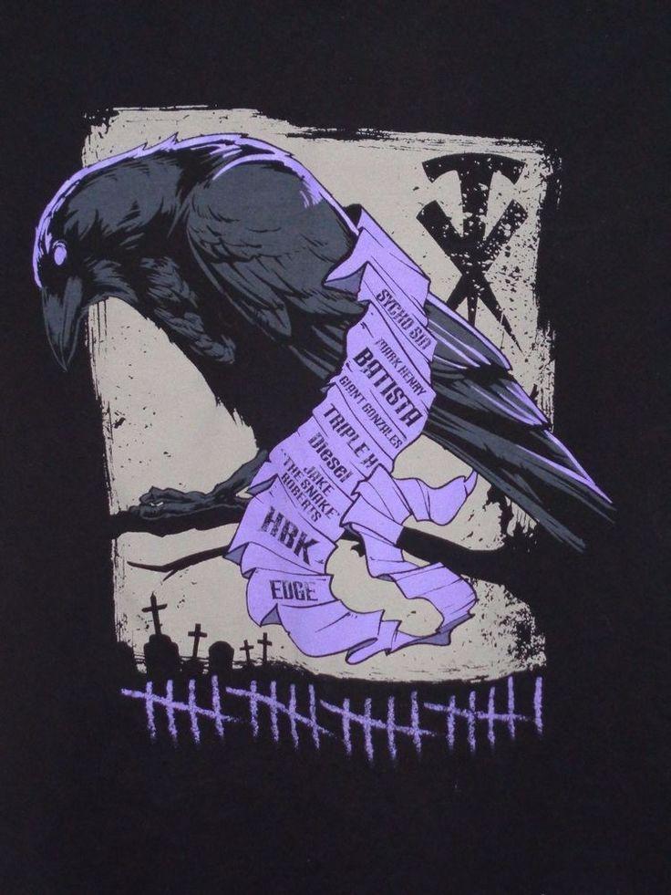 The Undertaker The Streak WWE adult medium t-shirt black WrestleMania XXVI #WWE