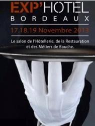 Salon Exp'Hôtel, Bordeaux, Aquitaine