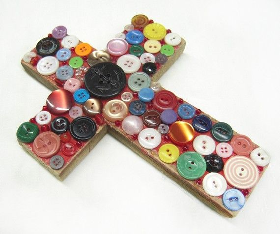1000 ideas about the cross on pinterest catholic for Craft buttons for sale