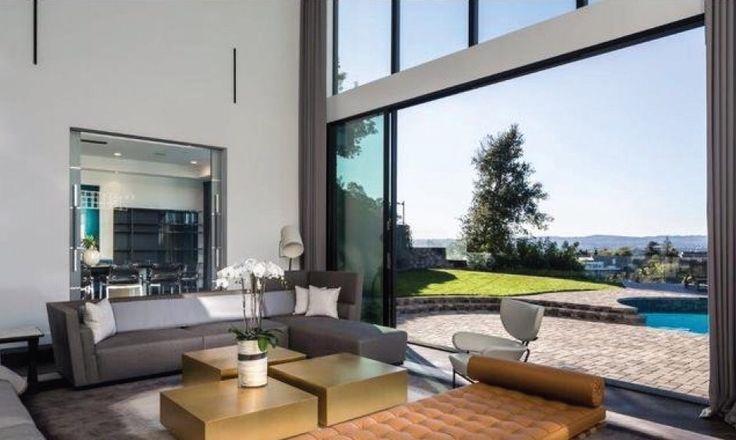 Chrissy Teign and John Legend's house