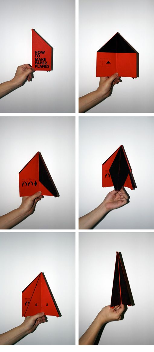 how to create the bird paper aiplane from paper planes