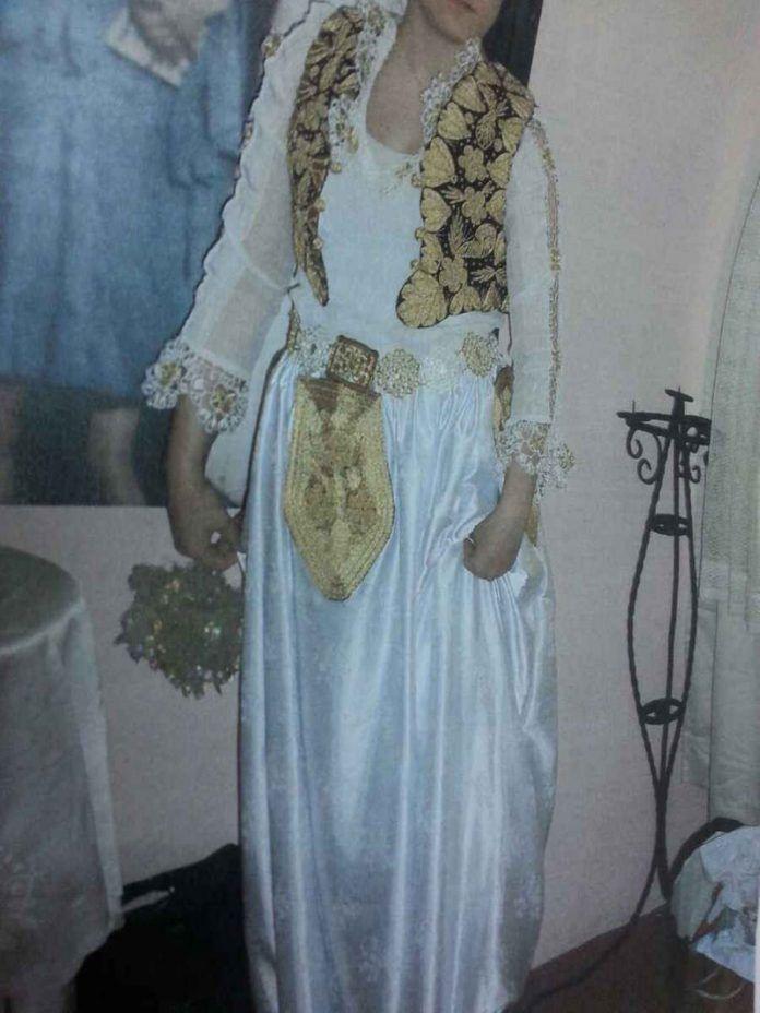 Arnavut Kına Gecesi Kıyafetleri, Bindallı Modelleri