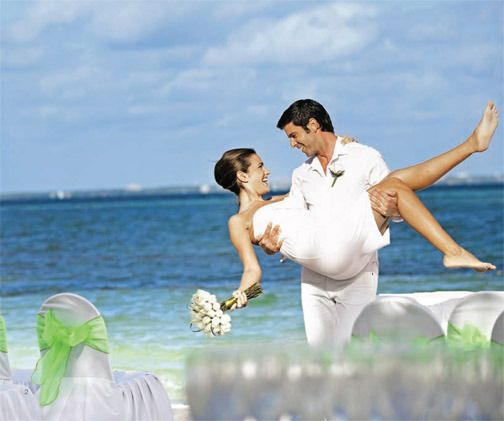 Weddings At Barcelo Hotels Resorts In Mexico
