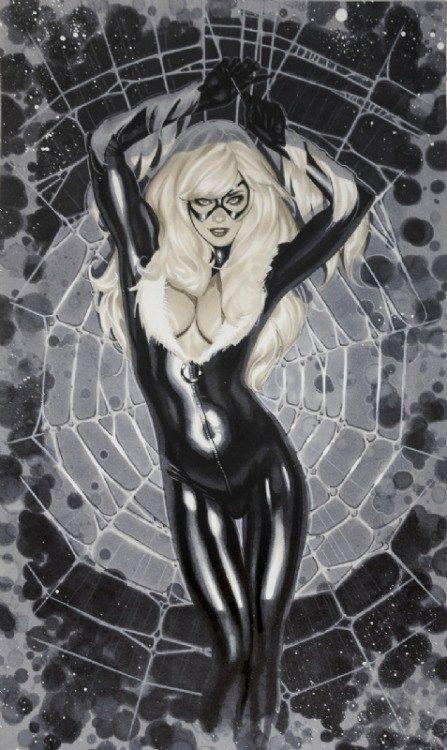 Catwoman vs. Black Cat – Marvel vs. DC #2 – Comic Booger