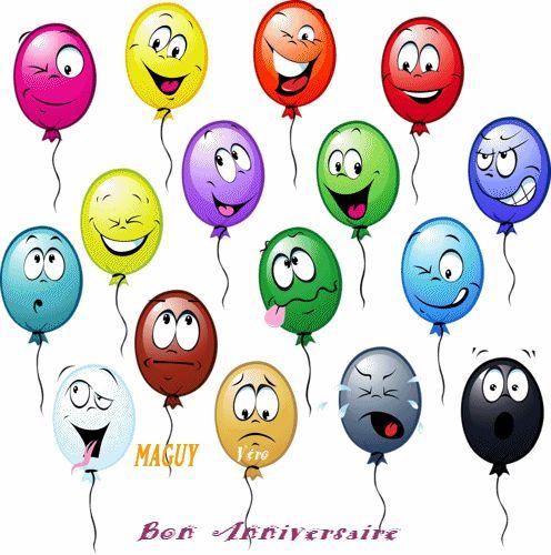 Bien-aimé Les 25 meilleures idées de la catégorie Joyeux anniversaire gif  WP33