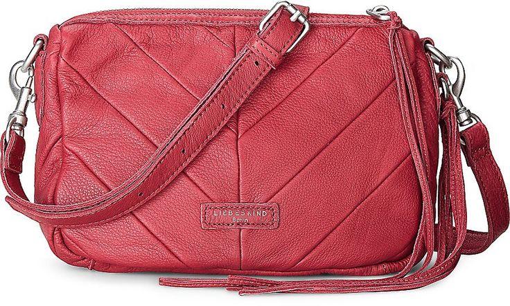 Tasche JULIETTE von Liebeskind in rot für Damen. Gr. 1