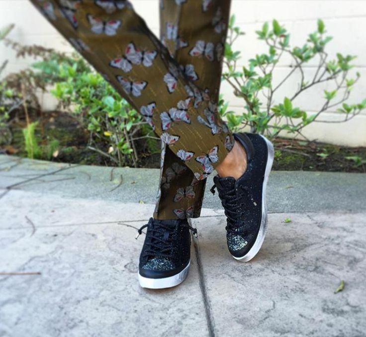 Putting on a pair of #2star shoes will definitely turn your day around!  www.2star.it  #sneaker #sneakers #black #silver #glitter #sparkling #brushed #effect #amazing #trendy #shoe #shoes #fall #winter #collection #woman #girl #instacool #instamoment