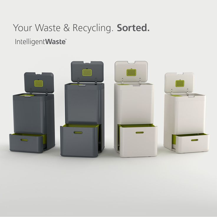 Joseph Joseph introduces Totem as part of the new Intelligent Waste range - see it for yourself!