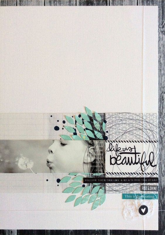 Life is beautiful by Maïna
