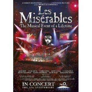 Les Misérables (the 25th Anniversary Show) - DVD | Bontonland.cz