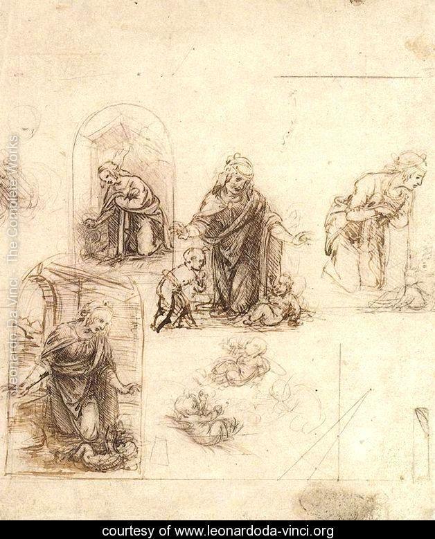 17 Best images about Renaissance Da Vinci Drawing on ...