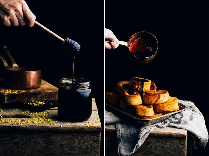 Como se hacer torrijas caseras con miel