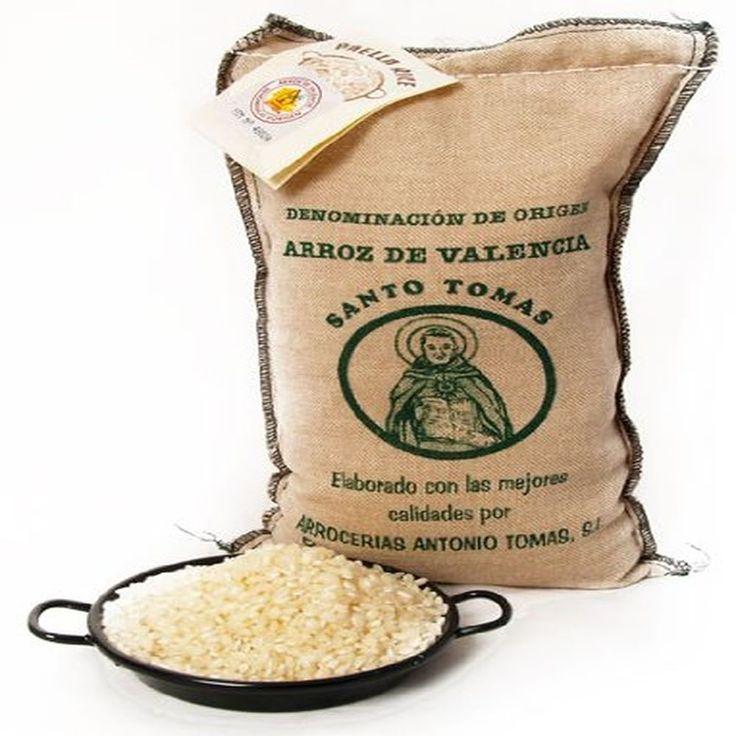 Bahia Paella Rice 1kg #SantoTomas