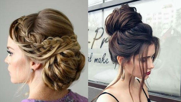 simple hairstyles for girls || hairstyle videos || Quick hairstyles for ...