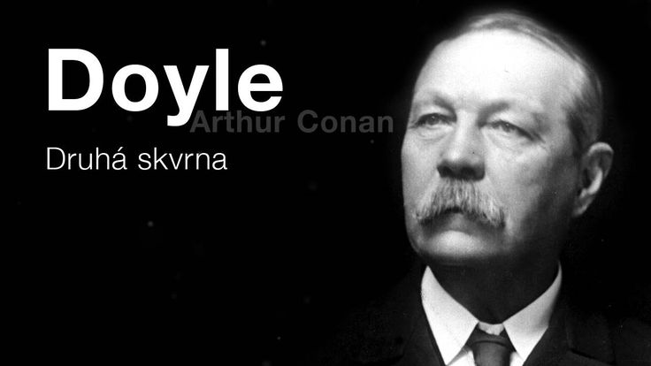 Doyle, Arthur Conan: Druhá skvrna (Rozhlasová hra) DETEKTIVKA