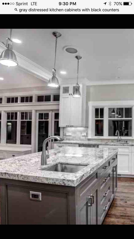 Perfect   Laminate countertops, Grey cabinets, Countertops