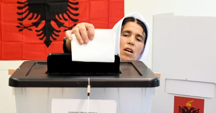 Socialists projected to win Albanian election: poll
