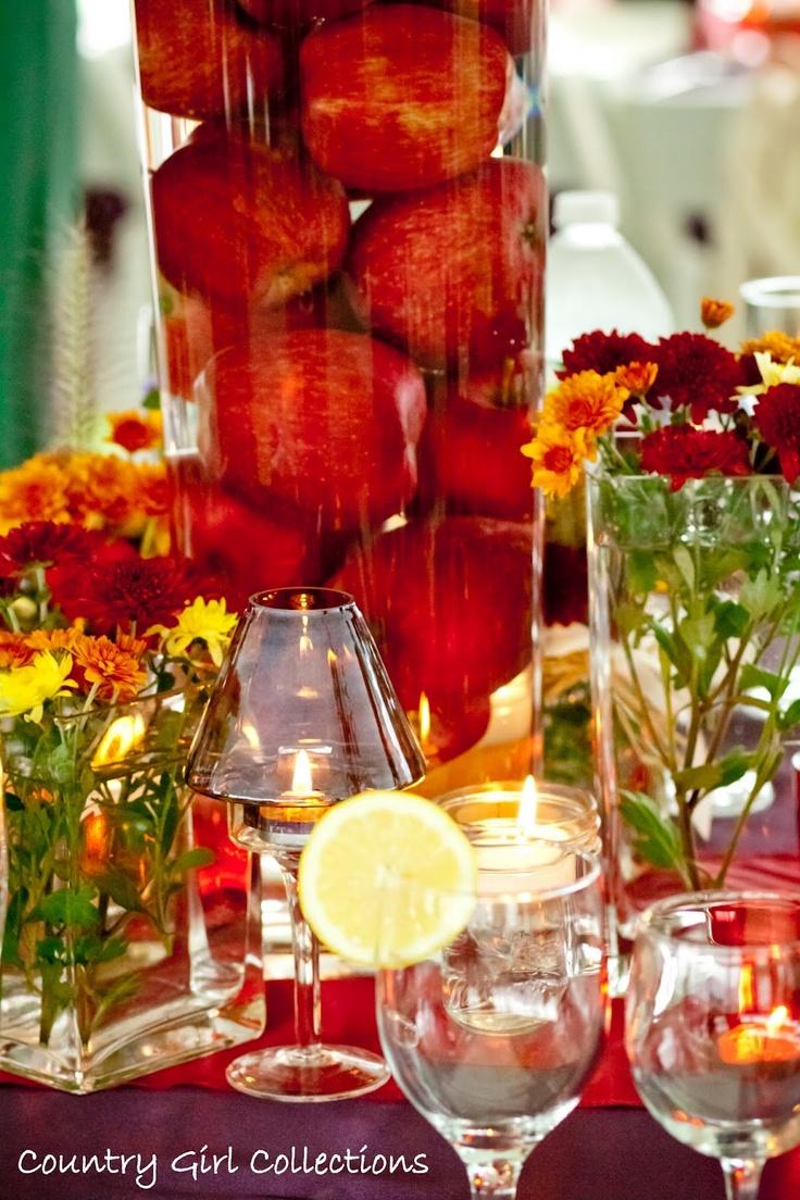 Best fruit centerpieces images on pinterest birthdays