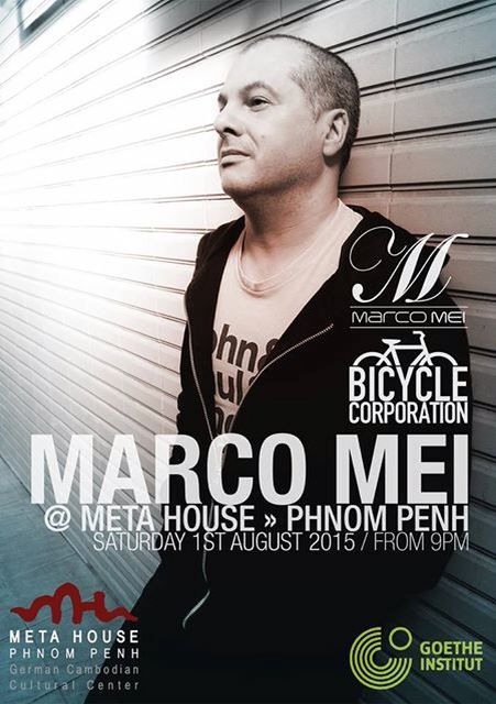 Catch me playing tonight at Meta House • Phnom Penh - 9 pm onwards ! http://www.residentadvisor.net/event.aspx?732575