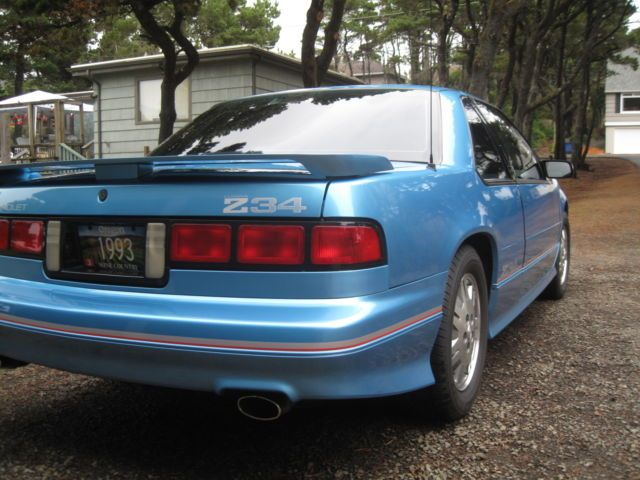 1993 Chevrolet Lumina Z34 With 40 725 Low Original Miles For Sale