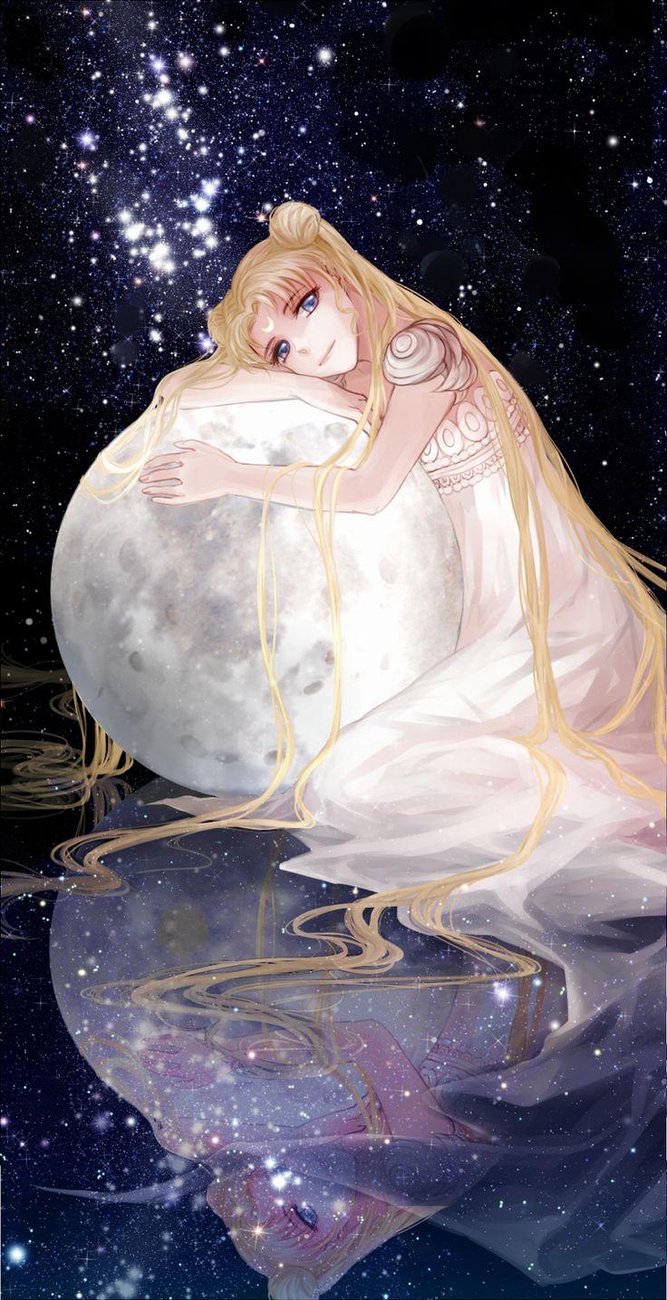 Tags: Fanart, Bishoujo Senshi Sailor Moon, Tsukino Usagi, Princess Serenity, Pixiv, Fanart From Pixiv, Pixiv Id 1701776