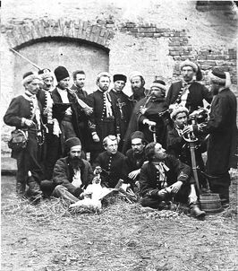 Żuawi śmierci w 1863 roku