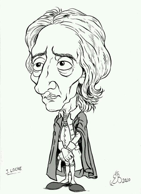 """John Locke """"tabula rasa"""""""