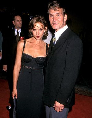 "Jennifer Grey and Patrick Swayze - The10th Anniversary of ""Dirty Dancing,"" August 20, 1997 