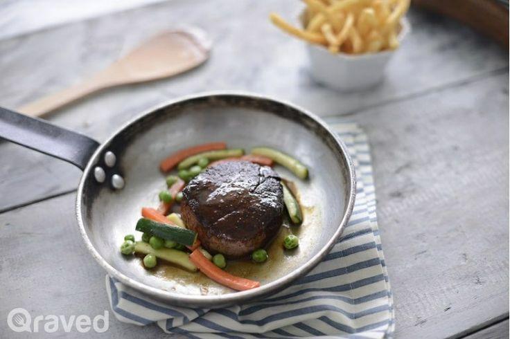 Huize Van Wely Steak at Huize van Wely Kemang