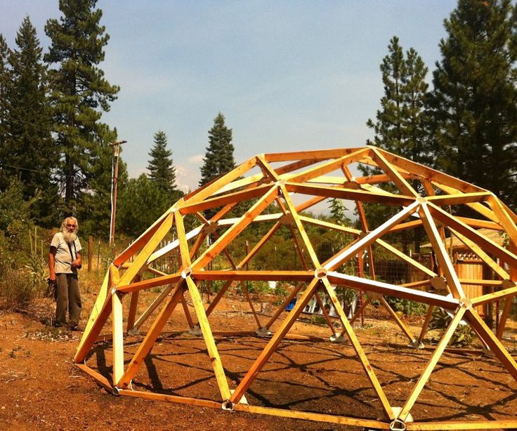 Dome Home Kits: Geodesic Dome On Pinterest