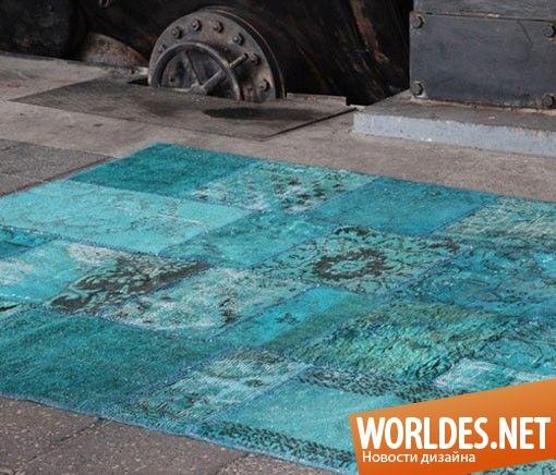 Красочные ковры от Industrial фото 2