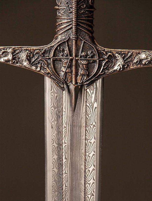 A Closer Look at Heartsbane, GAME OF THRONES' Valyrian Steel Sword