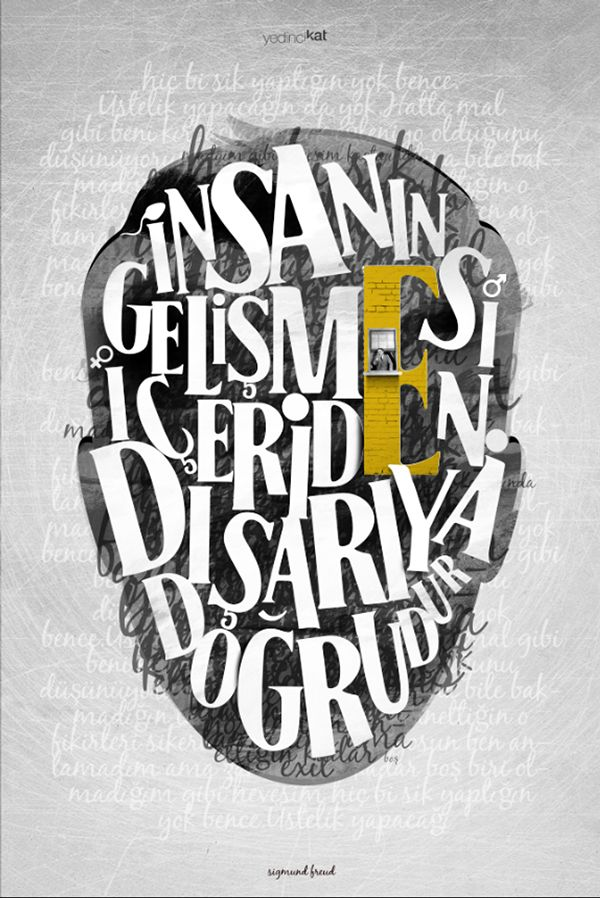 Gelişim | Poster Tasarımı on Behance