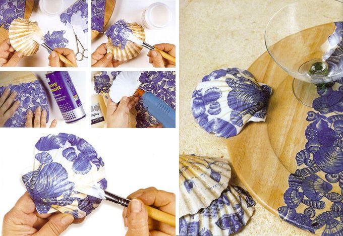 Tante idee per decorare con le conchiglie: un'attività semplice e divertente, perfetta per donare un tocco di freschezza alla casa in occasione dell'estate.