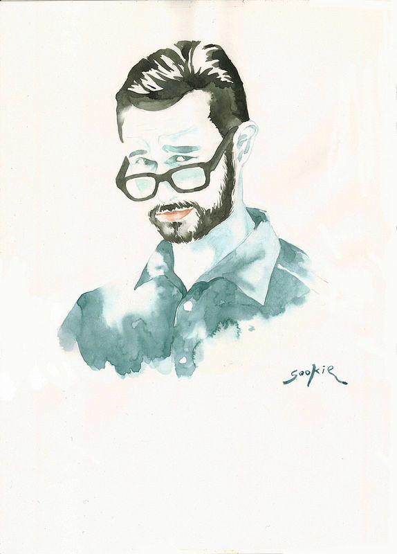 Joseph illustration by Sookie Shen
