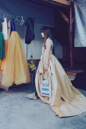 Tvorba Lenky Vackové, fashion designer, czech fashion, Zdroj: www.facebook.com/vackova.len #design #czechdesign