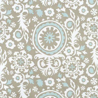 Shop Premier Prints Suzani Powder Blue Twill Fabric at onlinefabricstore.net for $8.98/ Yard. Best Price & Service.
