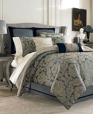 17 Best Images About Bedding For Our New Home Master Bedroom On Pinterest Damasks Benjamin