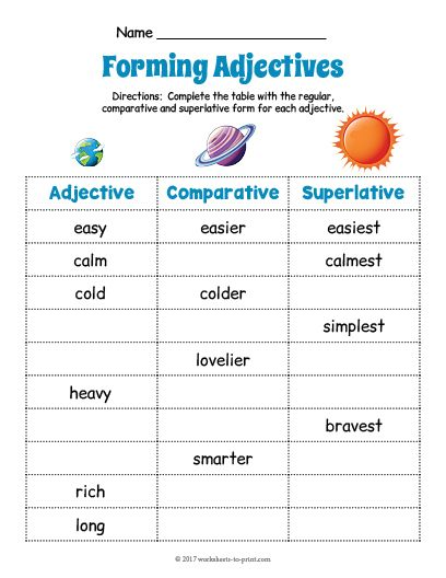 best 25  adjective form ideas on pinterest