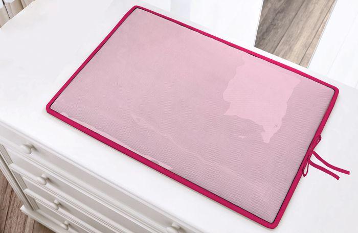 Concepção de Trocador de Bebê para Comoda Rosa e Pink e preço http://ift.tt/2xic8pt