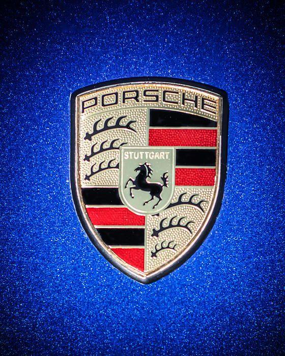 27 Best Porsche Emblems Images On Pinterest Porsche Logo Badge