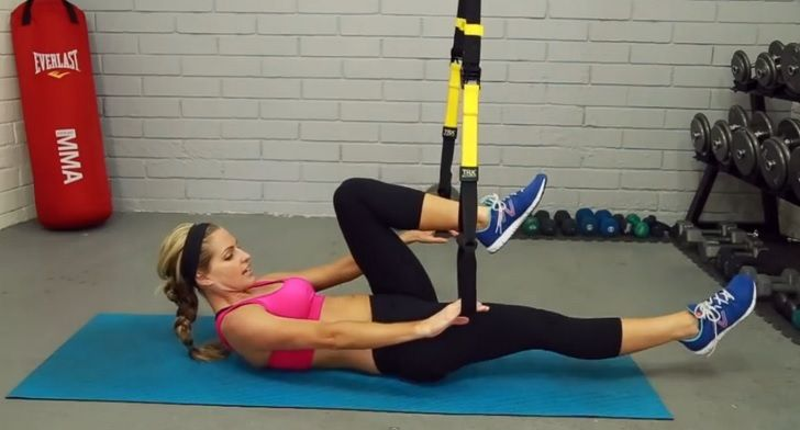 15 Minute TRX Pilates Workout - My Pilates Info