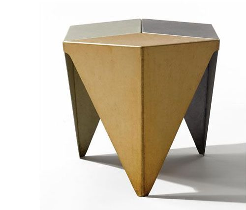 Prismatic table by isamu noguchi for alcoa pragram 1957 isamu noguchi pi - Isamu noguchi table basse ...